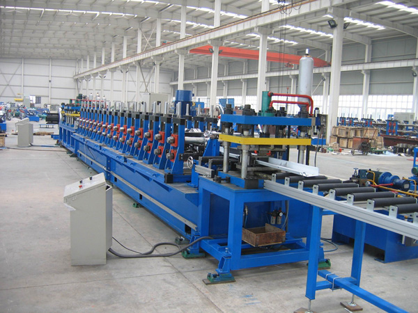 Electric heater shell production line (USA)